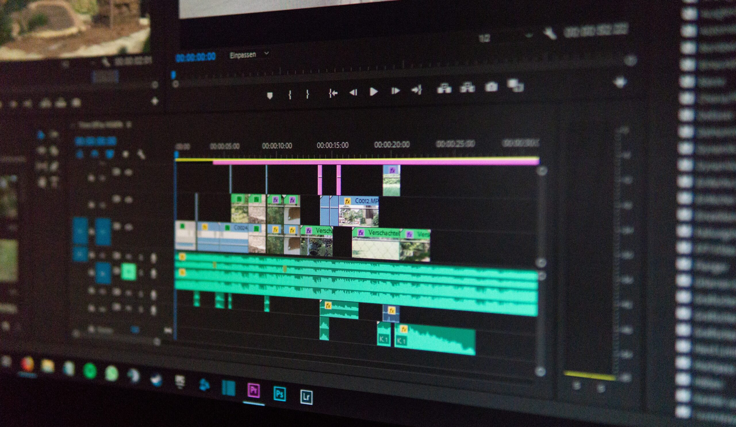 Videograaf bewerkingsoftware voor Aftermovie of Bedrijfsfilm